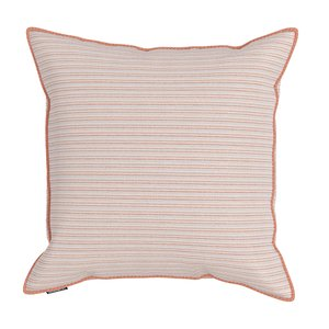 Decorative cushion cover HABITAT Apricot