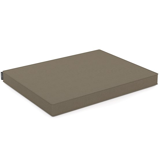 Dog bed LOFT anthrazit - cover taupe